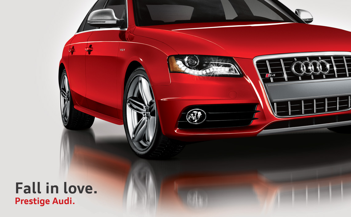 IGT Media Holdings Case Study Prestige Audi - Audi dealers in south florida